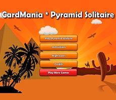 Cardmania Pyramid Solitaire