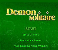 Demon Solitaire