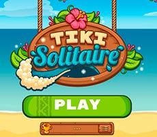 Solitaire Tiki Island